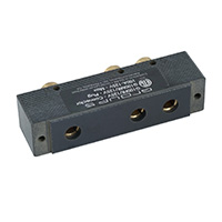 MARINCO POWER PRODUCTS BATES STAGE PIN (100A / 125V) FEMALE PANEL MOUNT RING TERMINAL 25/MASTER