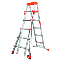 LITTLE GIANT SELECT STEP ALUMINUM 6'-10'