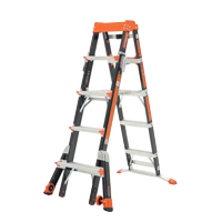 LITTLE GIANT SELECT STEP FIBERGLASS 5'-8'