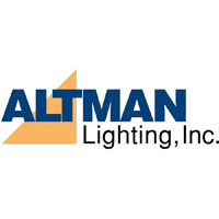 "ALTMAN LIGHTING BLACK COLOR FRAME 7-1/2"" X 7-1/2"""