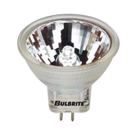 BULBRITE 20W MR11 WIDE FLOOD GU4 12V