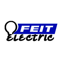 FEIT ELECTRIC PAR38/R/10KLED RED