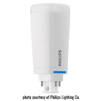 PHILIPS 10.5PL-C/T LED/26V-3000 IF 1200L 3000K 120DEG 26W EQUAL