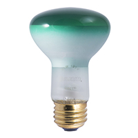 BULBRITE 50R20/GREEN 120V