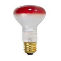 BULBRITE 50R20RED 120V