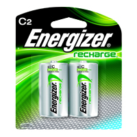 ENERGIZER NH35-2500 (HR14) RECHAREABLE 2 PACK
