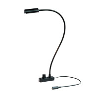 "LITTLITE HIGH INTENSITY LAMPSET PERM  MOUNT 18"" GOOSENECK"
