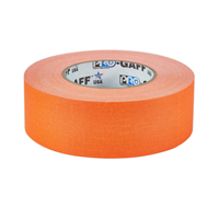 "PROTAPES PRO GAFFER 2"" FLRS ORANGE"