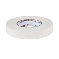"PROTAPES PRO GAFFER 1"" WHITE 60 YARDS"