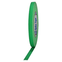 "PROTAPES PRO SPIKE 1/2"" FLRS-GREEN"