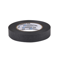 "PROTAPES CONSOLE TAPE 1"" BLACK"