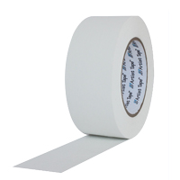"PROTAPES CONSOLE TAPE 1"" WHITE FLATBACK"