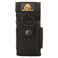 "SETWEAR RADIO POUCH - APPROX. 6"" TALL X 3"" WIDE"