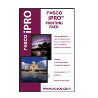 ROSCO IPRO® PRINTING PACK (LTR SIZE)