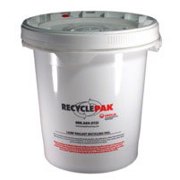 VEOLIA 5 GALLON BALLAST RECYCLING KIT (50 LBS)