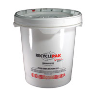 VEOLIA 068-1 5 GALLON MIXED HID LAMPS RECYCLING KIT