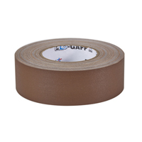 "PROTAPES PRO-GAFFER 2"" BROWN"