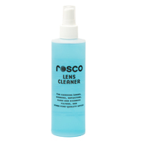 ROSCO LENS CLEANER - 8 OUNCE SPRAY BOTTLE