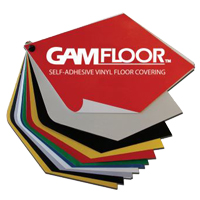 GAM PRODUCTS GAMFLOOR - MATTE FLAT WHITE