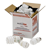 VEOLIA 123-1 COMPACT FLUORESCENT RECYCLING KIT
