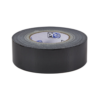 "PROTAPES PRO DUCT P120 2"" BLACK GLOSS"