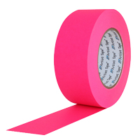"PROTAPES CONSOLE TAPE 1"" FLRS-PINK"
