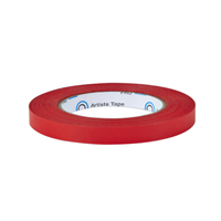 "PROTAPES CONSOLE TAPE 1/2"" RED"