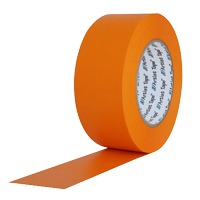 "PROTAPES CONSOLE TAPE 1"" FLRS-ORANGE"