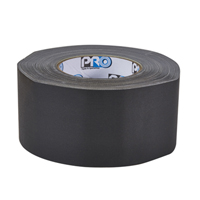 "PROTAPES PRO AV CABLE PATH TAPE 3"" BLACK"