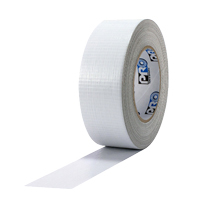 "PROTAPES PRO DUCT 110 2"" WHITE"