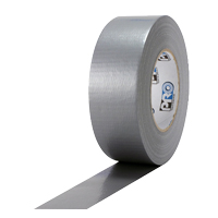 "PROTAPES PRO DUCT P120 3"" SILVER GLOSS"