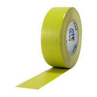 "PROTAPES PRO DUCT 120 3"" YELLOW"