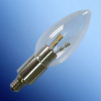 LD TORPEDO E12 2.5W CL |   | LED-Light-Emitting-Diode