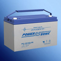 POWER-SONIC PG-12V103-FR