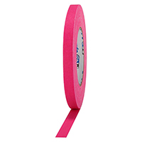 "PROTAPES PRO SPIKE 1/2"" FLRS-PINK"