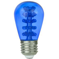 SUNLITE S14/30LED/MED/BLUE