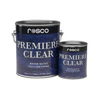 ROSCO PREMIERE CLEAR GLOSS #6810 1GAL