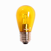 USHIO 2W UTOPIA LED S14, YELLOW