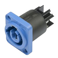 MARINCO POWER PRODUCTS 20A 500V PANEL MOUNT INPUT BLUE