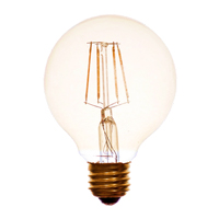 ARCHIPELAGO LIGHTING SIGNATURE CLEAR G25 GLOBE LAMP