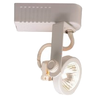 NORA LIGHTING NTL-207/75 GIMBAL RING LOW VOLTAGE TRACK FIXTURE