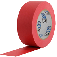 "PROTAPES MASKING TAPE PRO46 1"" RED"
