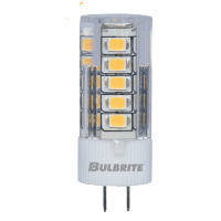 BULBRITE LED3G4/30K/12