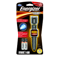 ENERGIZER VISION HD FOCUS 400 LUMENS LED FLASHLIGHT