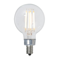 BULBRITE LED4G16/27K/FIL/E12/2 350L 2700K 40W EQUAL