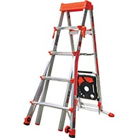 LITTLE GIANT SELECT STEP ALUMINUM 5'-8'