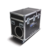 ULTRATEC FX LSG HIGH PFI-9D SYSTEM W/ROAD CASE 110V