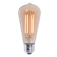 BULBRITE LED5ST18/22K/FIL-NOS/2 450L  2200K 40W EQUAL