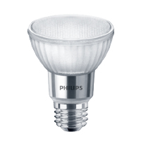 PHILIPS 7PAR20/LED/F40/830/E26/GL/DIM 120V 500L 3000K 40DEG 50W EQUAL
