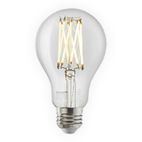 BULBRITE LED11A21/27K/FIL/3